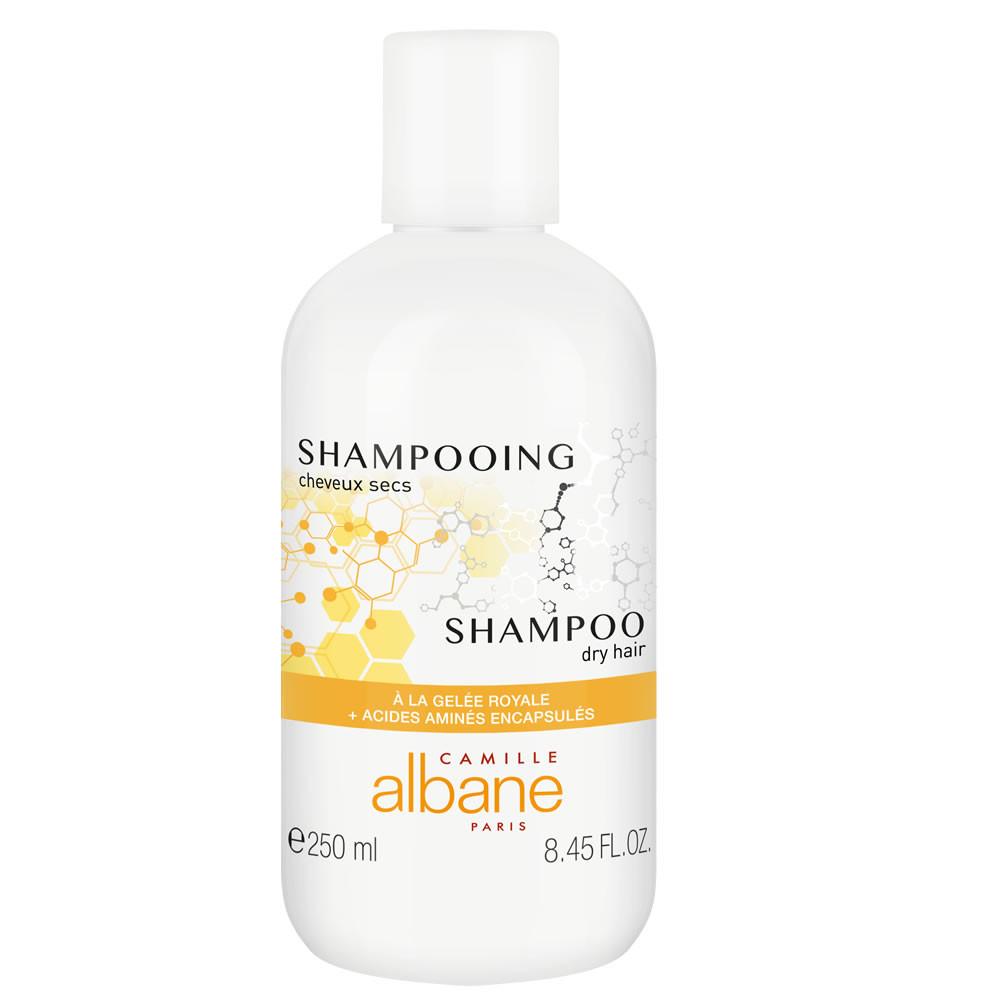 Shampooing cheveux secs - à la gelée royale + acides aminés encapsulés