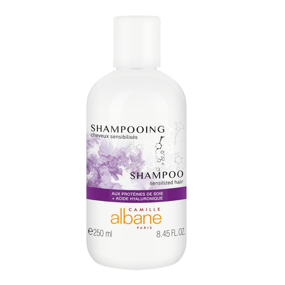 Shampooing cheveux sensibilisés