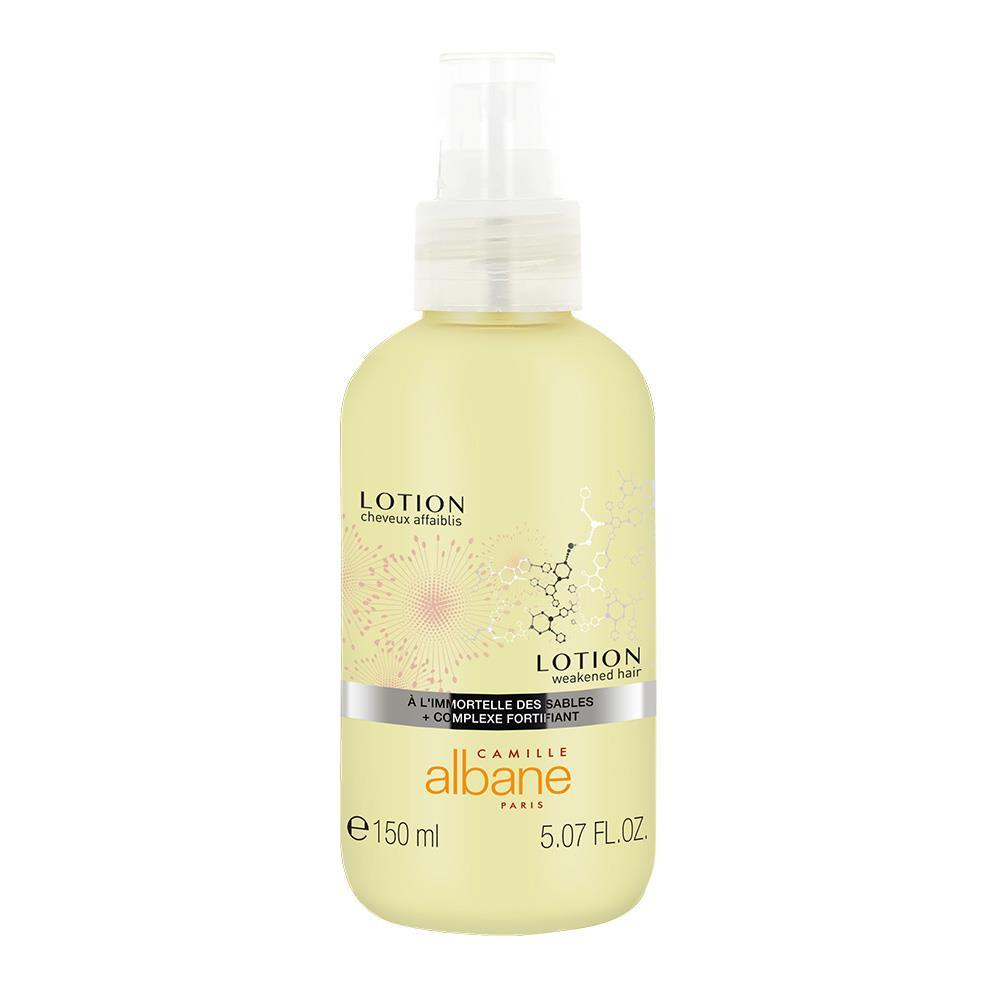 Lotion pour cheveux affaiblis - à l'immortelle des sables + complexe fortifiant