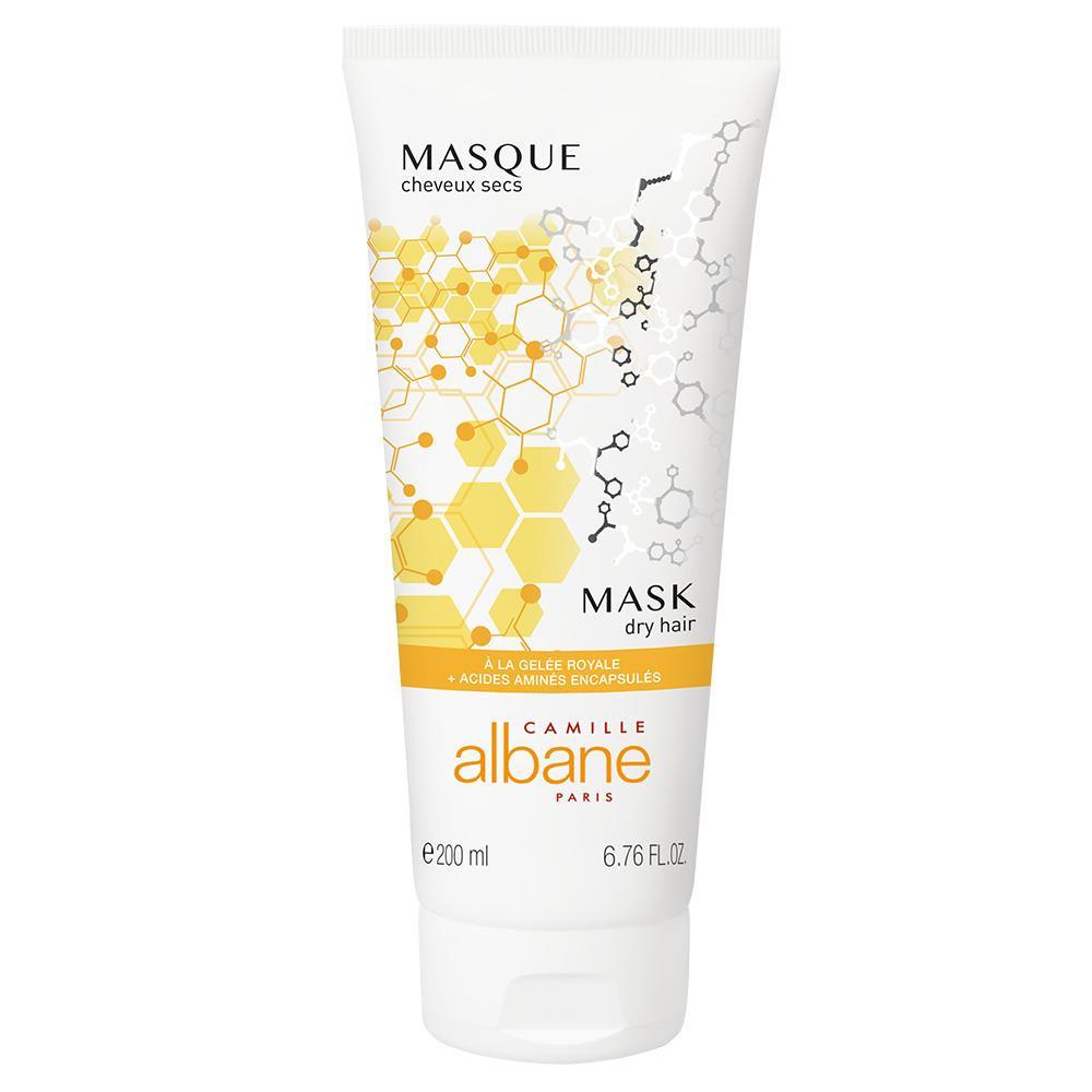 Masque Cheveux secs à la gelée royale+acides aminés