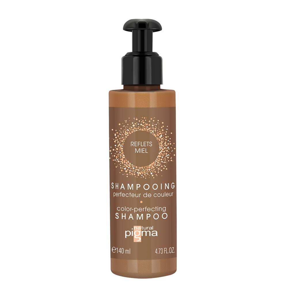 Shampooing perfecteur de couleur - Reflets miel - Cheveux blonds dorés à châtains