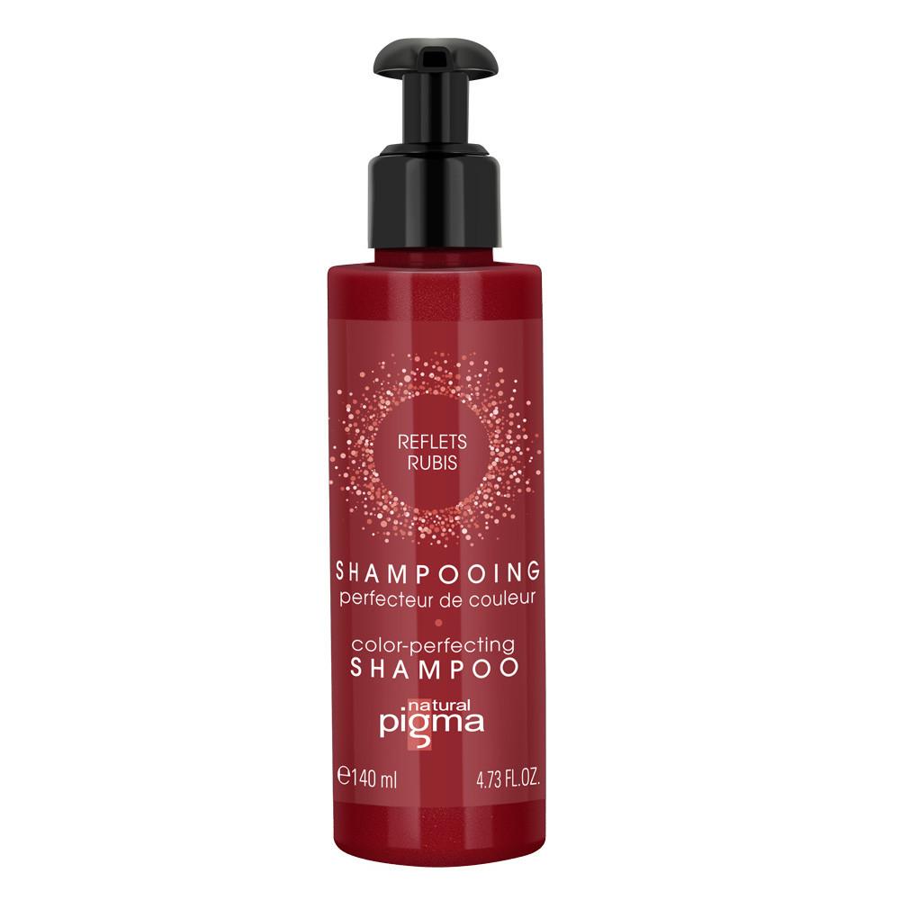 Shampooing perfecteur de couleur Reflets rubis