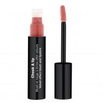 Cheek & Lip - Blush et rouge à lèvres effet velours Terracota sage