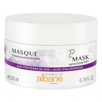Masque cheveux sensibilisés - aux protéines de soie + acide hyaluronique