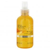 Huile de beauté tous types de cheveux - Sans rinçage - huile d'argan + céramides