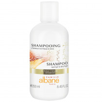 Shampooing cheveux normaux à secs