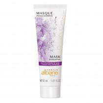 Masque Cheveux sensibilisés aux protéines de soie+acide hyaluronique (Format voyage)