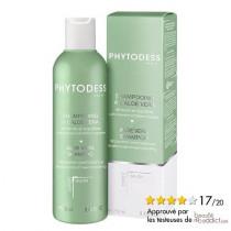 Shampooing à l'aloé vera | détente et équilibre | cuirs chevelus sensibles à apaiser